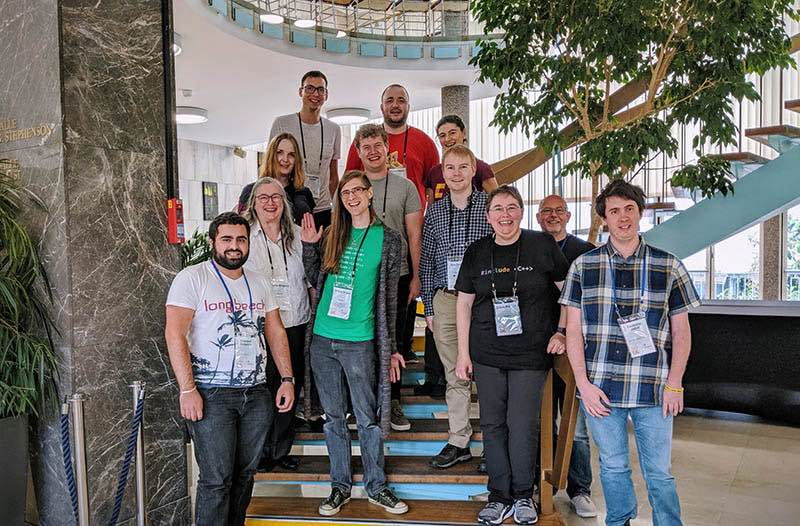 #include <C++> members at CPPP 2019