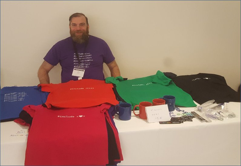 Table at Meeting C++ 2018